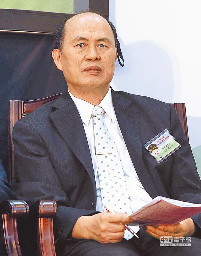 刑事局毒品查緝中心主任廖宗山