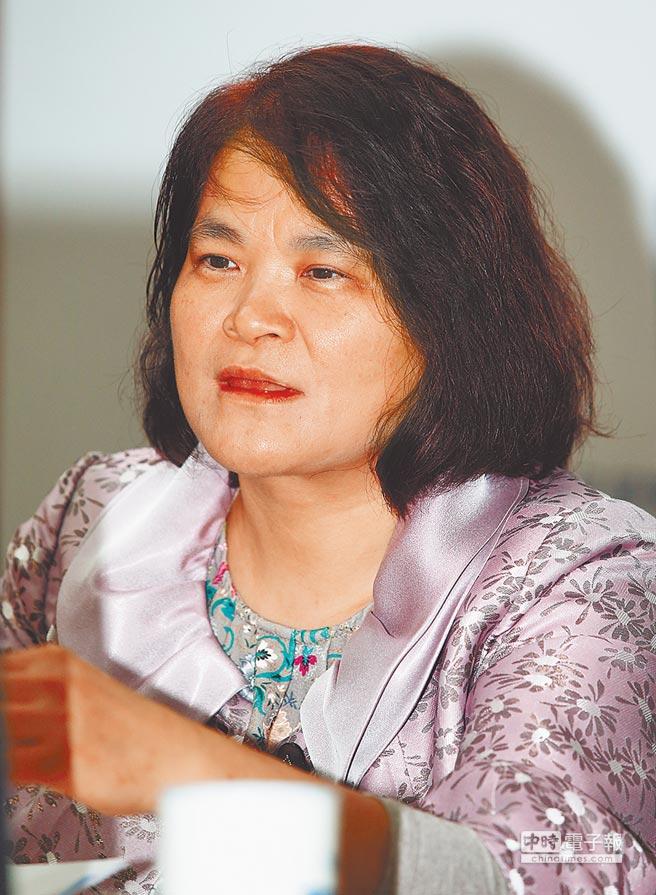 真理大學教授傅美惠
