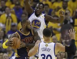 NBA》詹皇超越歐肥 季後賽場次史上第7