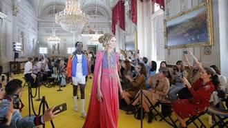 探索文藝復興時期的古老美學!GUCCI 選址帕拉蒂娜畫廊舉辦 2018 早春時裝秀