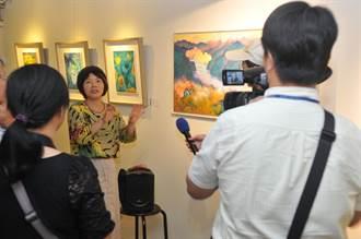 安居山林 石鈴舉辦「安住‧自然」畫展
