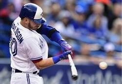 MLB》不爽記者亂點名 藍鳥當家三壘手怒回應