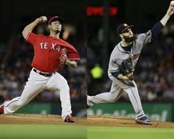 MLB》達比修難敵凶猛太空人 送凱寇9連勝