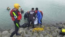 暴雨中跳水庫輕生 救難人員冒險搜救