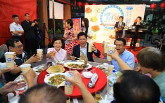 中市第二市場百年宴 再現13道經典「台灣料理」