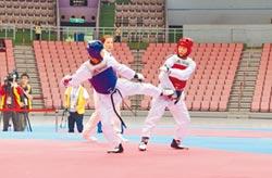桃園體育館 明年辦跆拳大獎賽