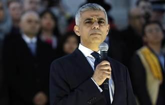 不畏恐攻 倫敦市長籲英國會大選如期舉行