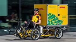 拚零排碳 台灣DHL擬採用電動機車