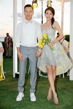 安以軒夏威夷婚禮 CEO老公包辦200親友機票食宿、伴手禮5.5萬元!