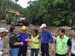 嘉義山區居民:聽到巨響 土石流已沖下