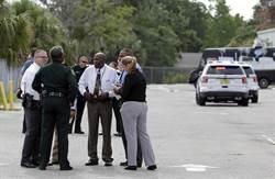 美佛州奧蘭多市槍擊案 兇手及4民眾喪命