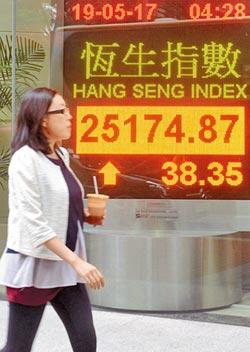 中港台股市熱 大中華市場看俏