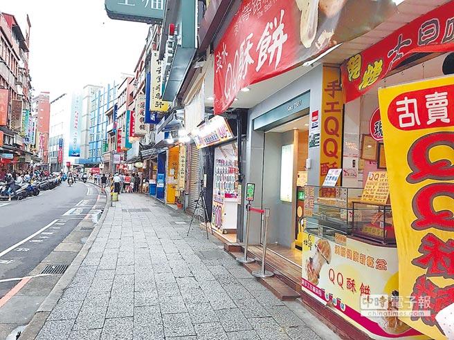淡水老街(資料照 譚宇哲攝)