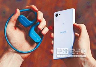Sony防水Walkman 藍牙耳機隨身聽合一