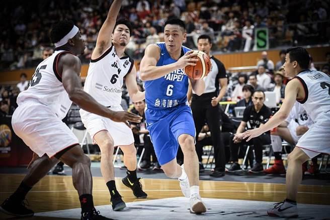 周儀翔10分、5助攻。(翻攝FIBA官網)