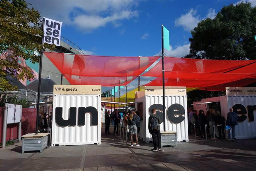 2016年荷蘭阿姆斯特丹 Unseen 攝影節(Unseen Photo Fair Dummy Award)(圖╱朋丁 提供)
