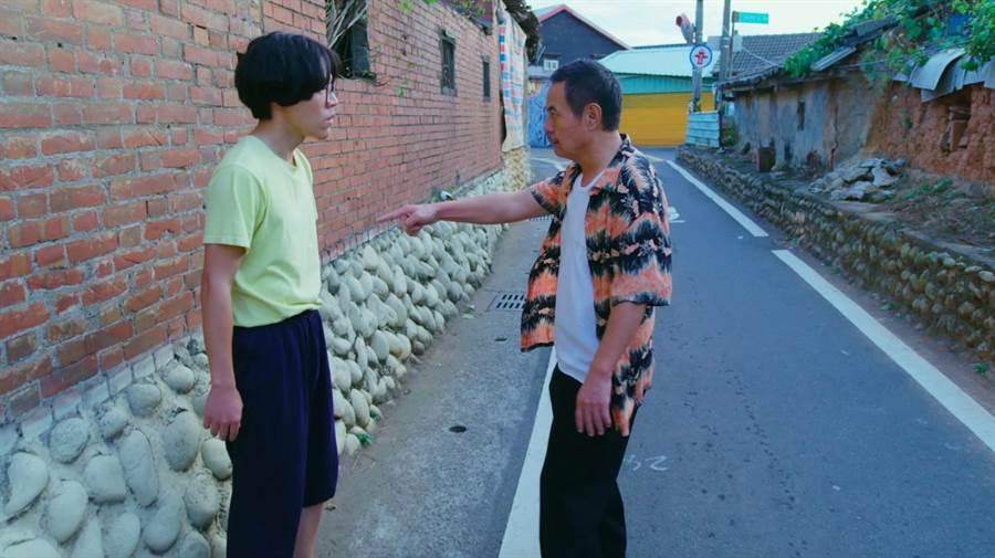 資深演員蔡振南與盧廣仲3分多鐘一鏡吵到底,在網路瘋傳引起廣大迴響。(圖/台中市府提供)