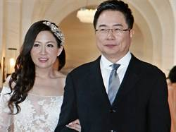 蔡正元與嫩妻同住億元豪宅 建商遭爆違建