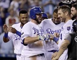 MLB》遭皇家再見轟擊落 太空人斷11連勝
