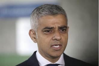 反擊 倫敦市長嗆川普甭訪英