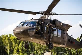 又墜機!美軍UH-60黑鷹直升機5人失蹤