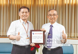 連6屆獲中國工程師學會表揚 崑山科大 列產學合作績優單位