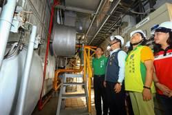 烏日啤酒廠明年全面汰換燃氣鍋爐