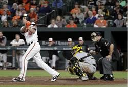 MLB》代打追平炮+再見轟 他助金鶯逆轉奪勝