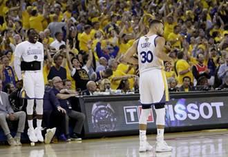 NBA》勇士若橫掃騎士出局 損失高達6.7億