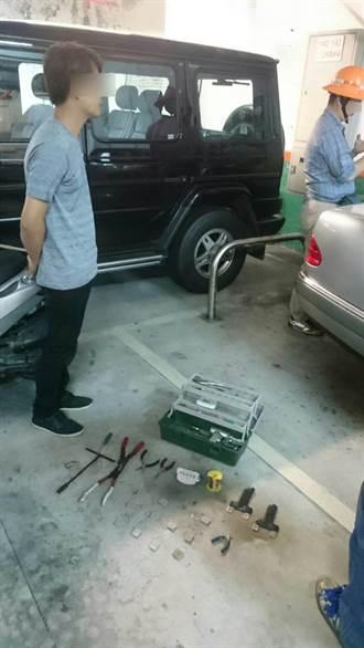 台電包商小工竊電 偷改電表月賺20萬