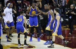 NBA》15-0還不夠 杜蘭特:勇士還可更強