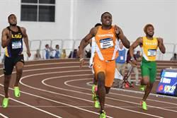 田徑》美國大學生柯勒曼跑出9秒82 名列史上第十傑