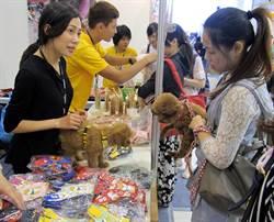 寵物市場潛力雄厚 用品展吸引人潮