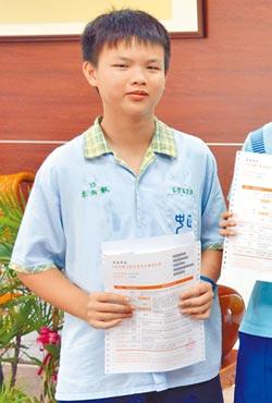 12歲國三生 可望進建中