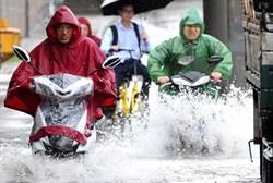 暴雨強襲大陸多地 南京降水量破紀錄