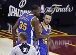 NBA》又是3-1 柯瑞:我們跟去年完全不同