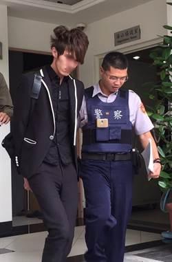 帥過頭警多看兩眼 柬埔寨周湯豪心虛被捕