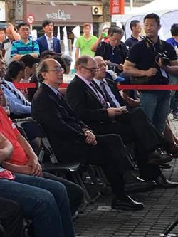 2018世界信鴿賽在台灣 柯建銘站台:我是鴿派