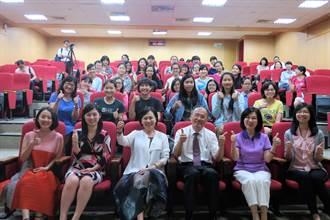 台南女中首創 近身大師學習「君華學堂 」