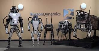 日本軟銀將接手谷歌機器人公司