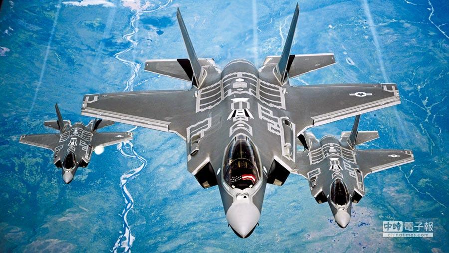 美國前國防部副助理部長鄧志強表示,台灣想買F-35戰機,「這是個複雜的議題」。圖為F-35A戰機。(摘自美國空軍官網)