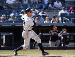 MLB》賈吉炸特大轟演雙響 洋基4轟打趴金鶯
