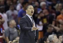 NBA》騎士教頭:球員不應該面帶微笑