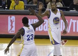 NBA》杜蘭特闢謠:格林沒找我入隊