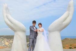 澎湖縣府主打小島婚禮 今年觀光季炒熱虎井島