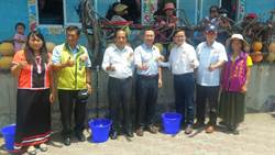 立委劉櫂豪爭取經費 蘭嶼東清村民終於有自來水