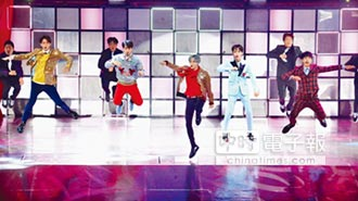 SHINee舞力全開 7度來台捲2400萬