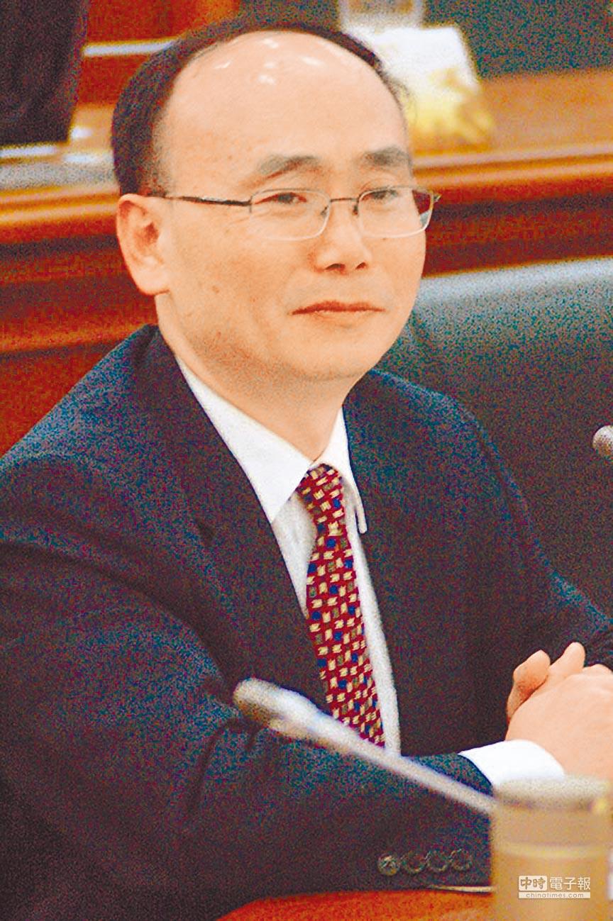 廈門大學台灣研究院院長劉國深。(本報資料照片)
