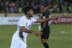 亞洲第一快 伊朗殺入明年世足賽