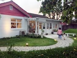 美軍宿舍變身 陽明山白房子Yang Ming Cafe裡外皆風景